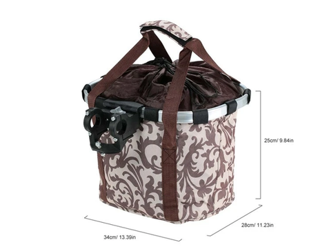 Bicycle Basket Dog Pouch