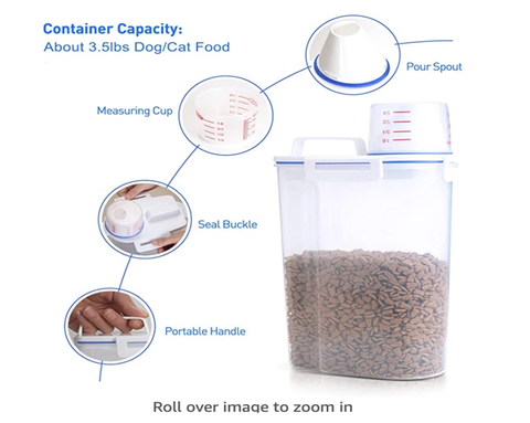 Portable Food Container