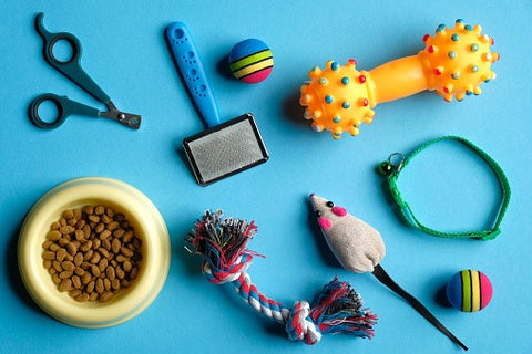 Portable dog products