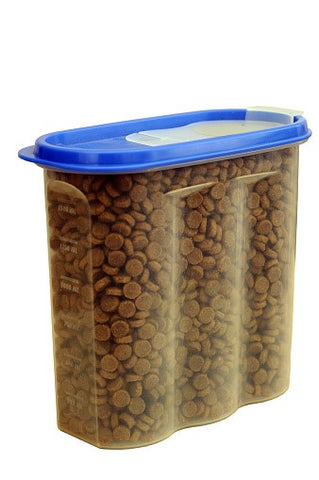 Store Large Chunks of Dog Food
