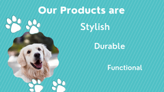 Pet Products Supply Store