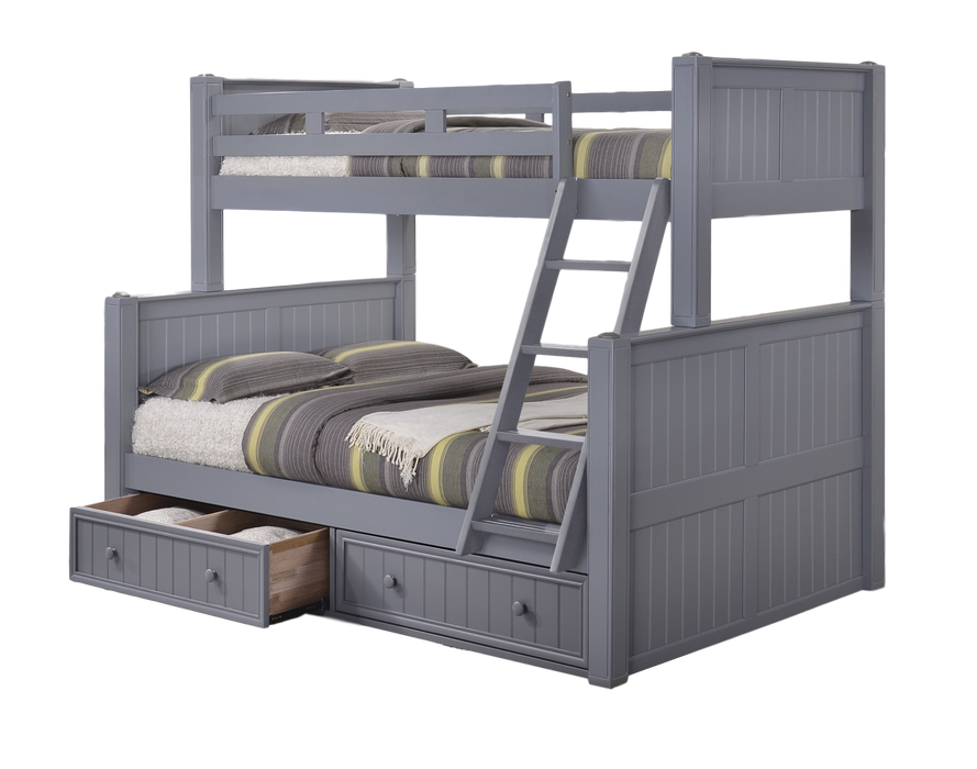 Riley Beadboard Bunk Bed
