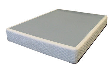"White 9"" Foundation (Box Spring)"
