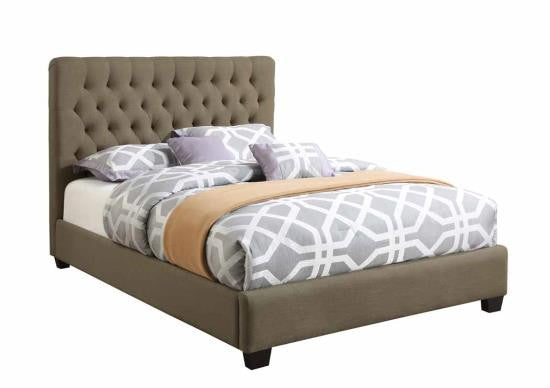 Chloe Upholstered Bed