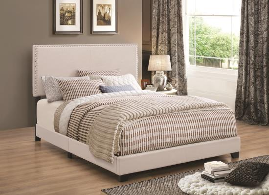 Boyd Upholstered Bed FREE SHIPPING