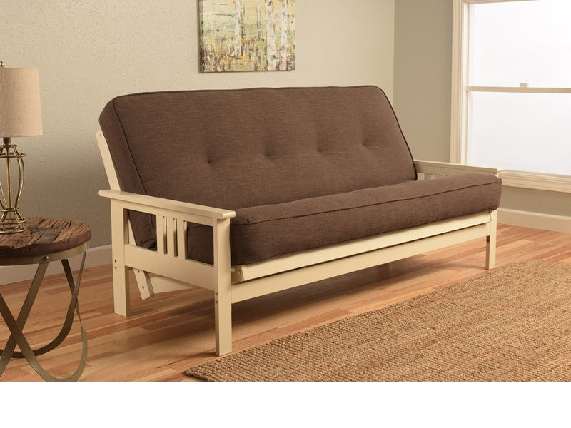 "8"" High Quality Spring Futon Mattress Full"