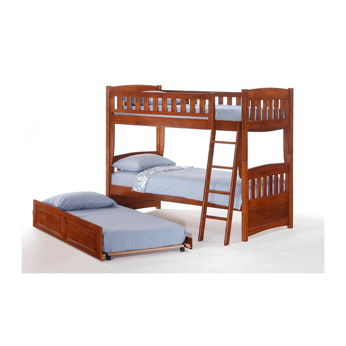 Cinnamon Bunk Bed