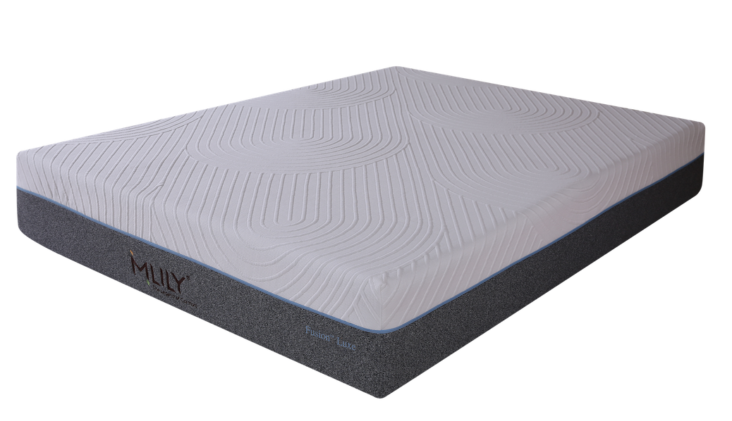 "Fusion LUXE 12.5"" Hybrid Mattress"