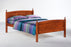 Licorice Platform Bed