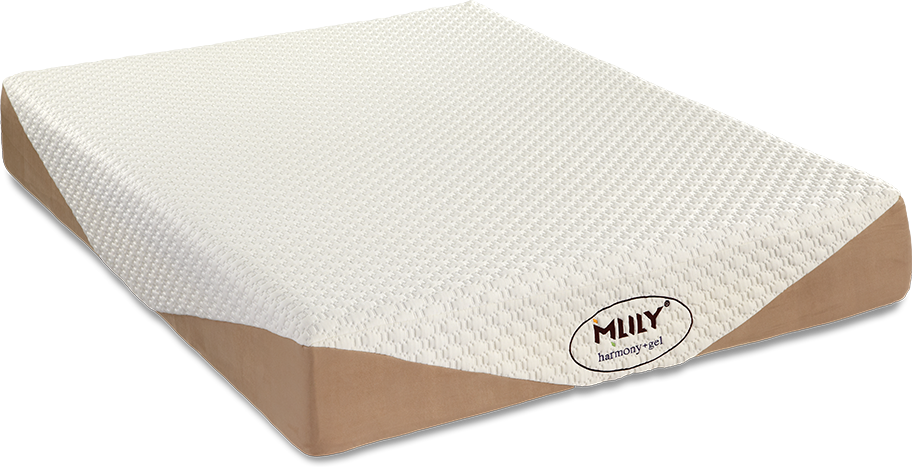 "Harmony 10"" Cool GEL Memory Foam Mattress FREE SHIPPING"