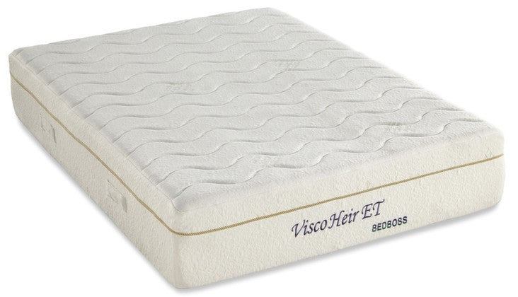 "Heir ET 11"" Visco Memory Foam Bamboo Mattress FREE SHIPPING"
