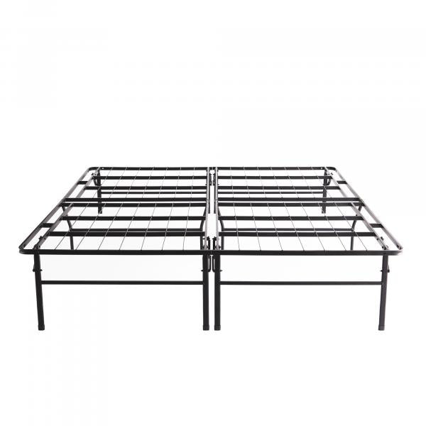 Structures Highrise Folding Steel Mattress Platform