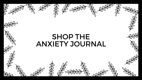 journal for anxiety | Good Grief Journals