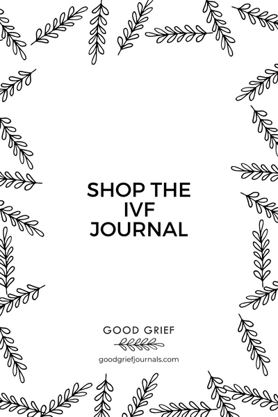 IVF Prompt Journal | Good Grief Journals