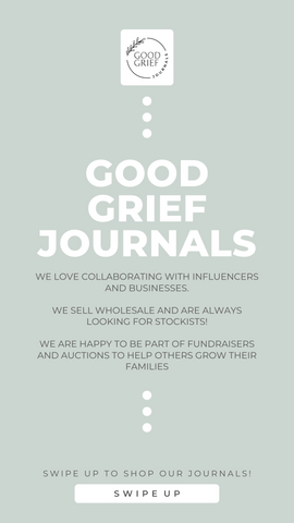 Saving for IVF | Good Grief Journals