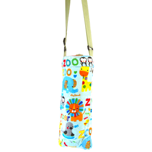 Cute Water Bottle Buddy with adjustable straps