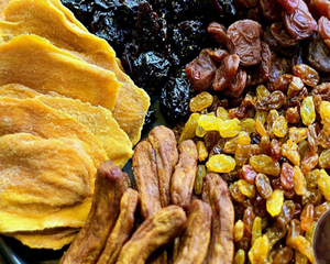 Mixed Soft Dried Fruits