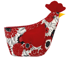 Farmhouse Chicken Basket (Large) - Morning Glory Collection