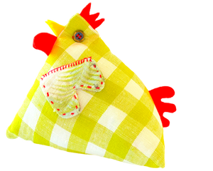 Farmhouse Chicken Doorstop
