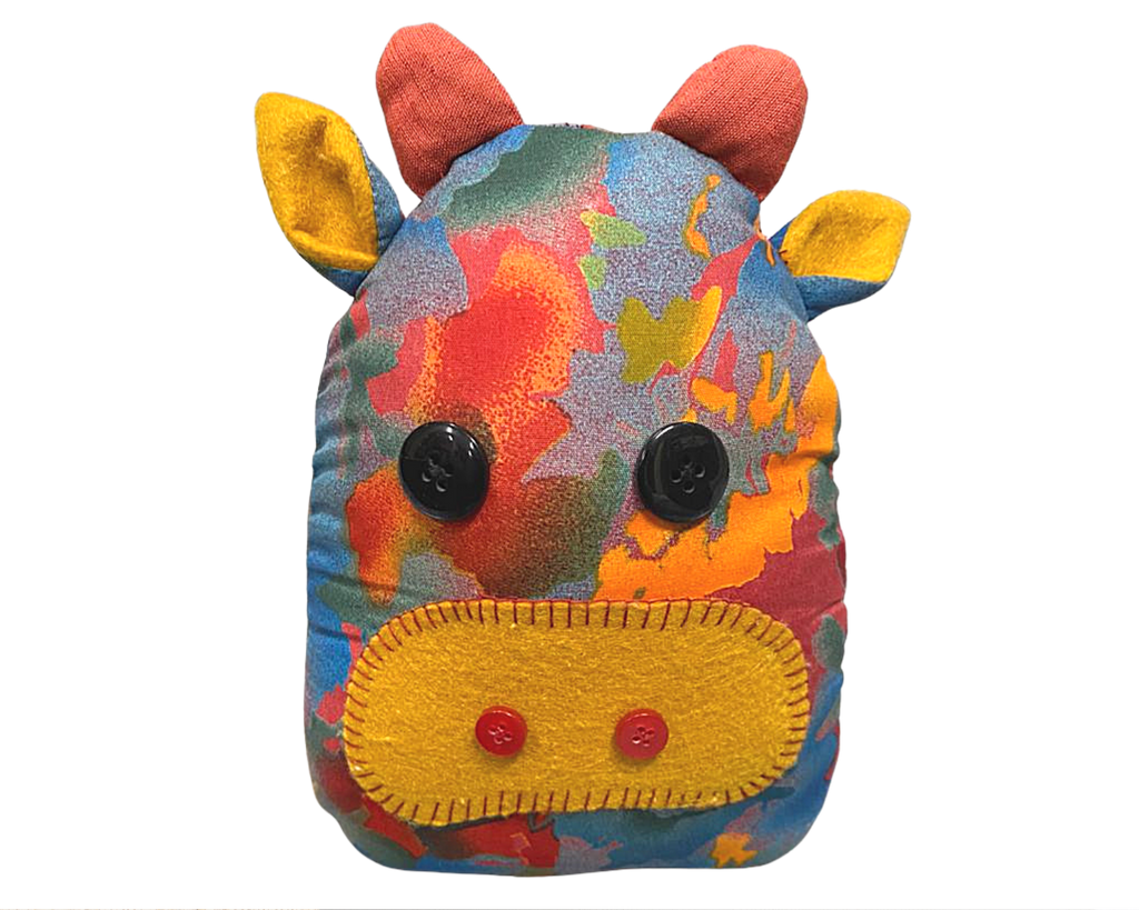 Year of the Ox Doorstop Cushion Gift