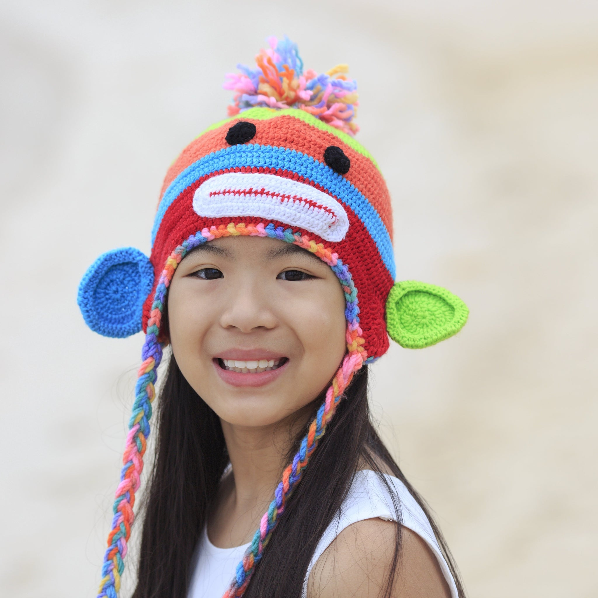 Cute Crochet Beanie Hat
