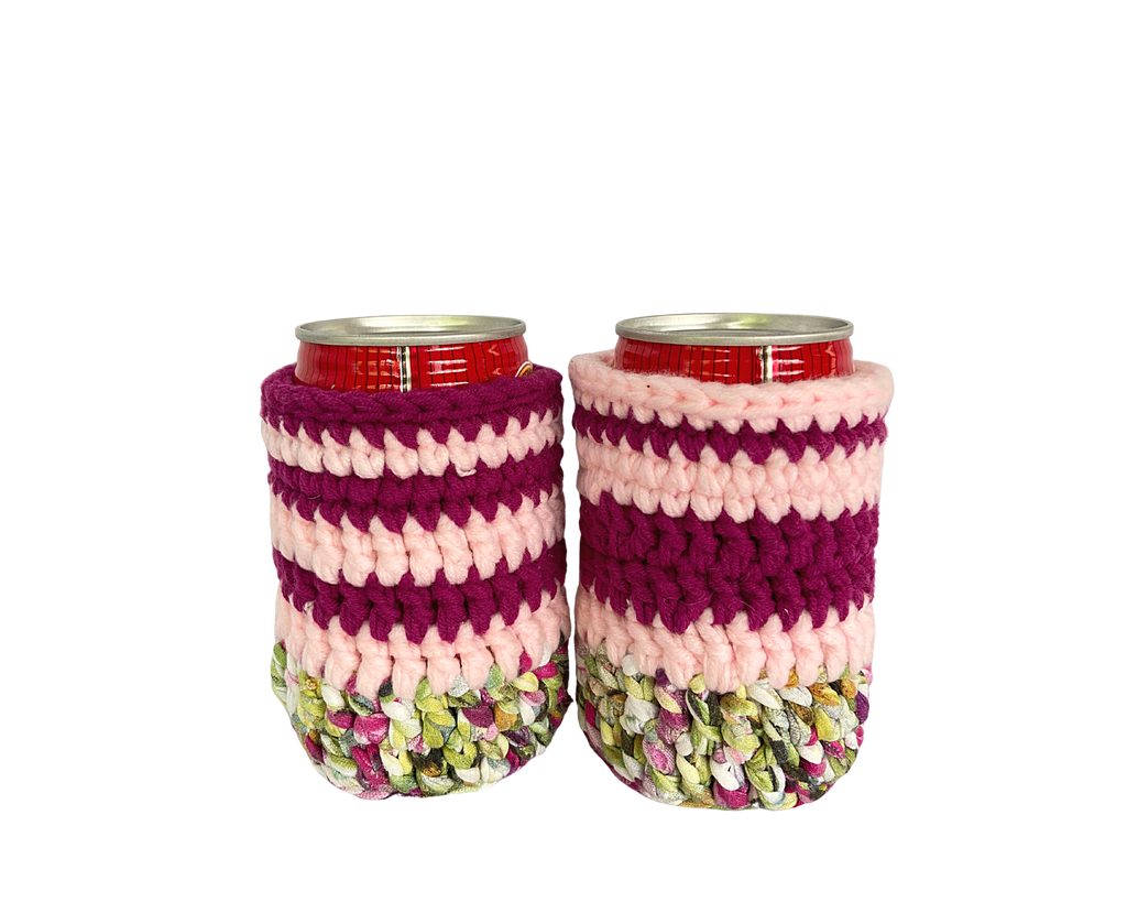 Crochet Can Coozie Set (2 in a set)