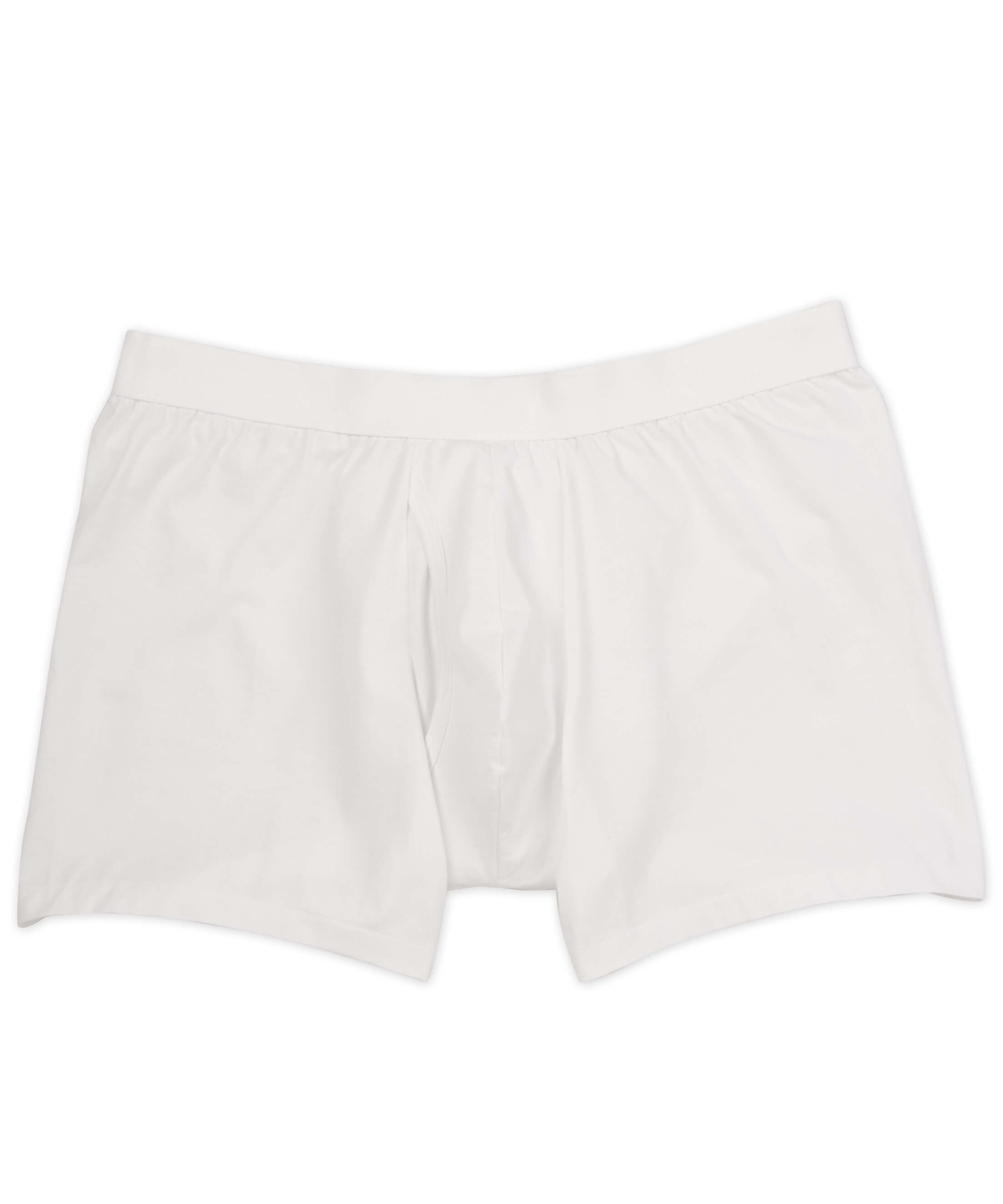 Derek Rose Pima Cotton Stretch Trunk Boxer