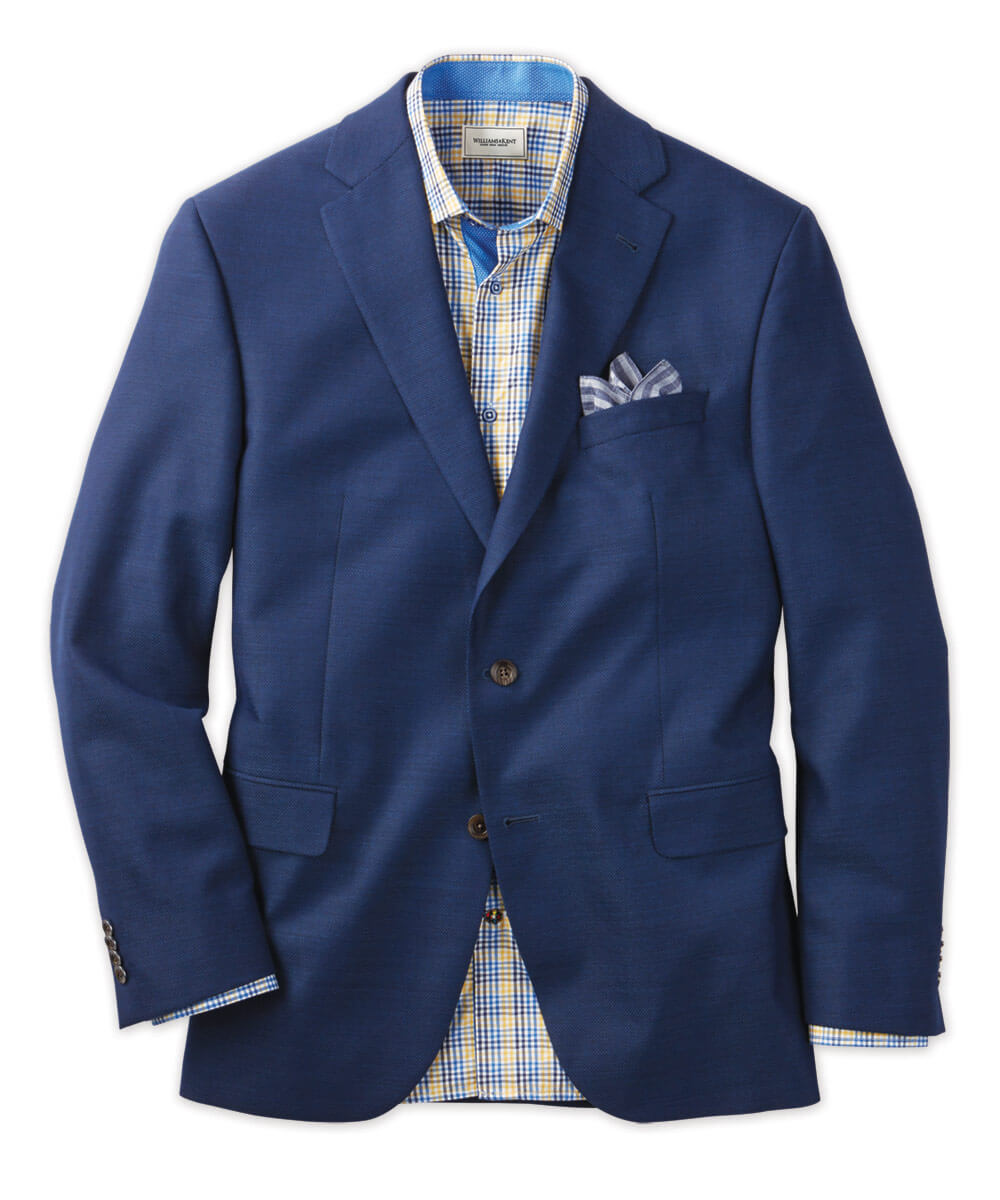 Luxe Solid Travel Blazer