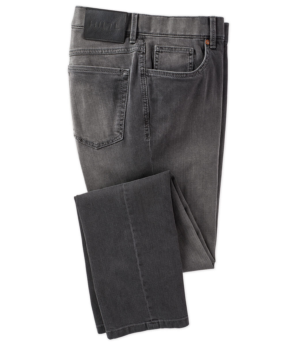 Hiltl Cashmere Stretch Denim Jean