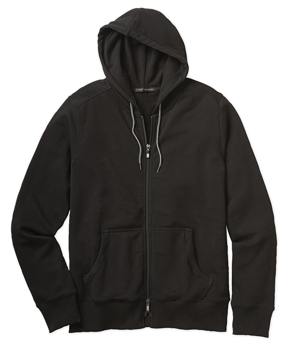 Robert Barakett French Terry Full-Zip Hoodie