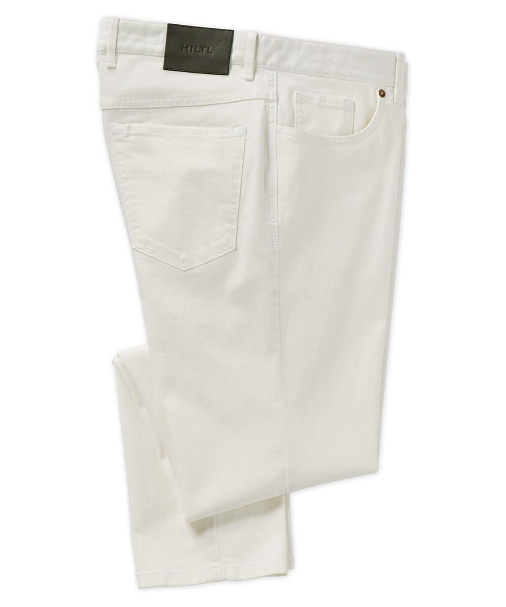Hiltl Super Stretch Denim 5-Pocket Pant