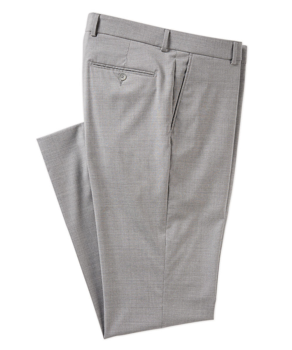 Houndstooth Comfort Trouser