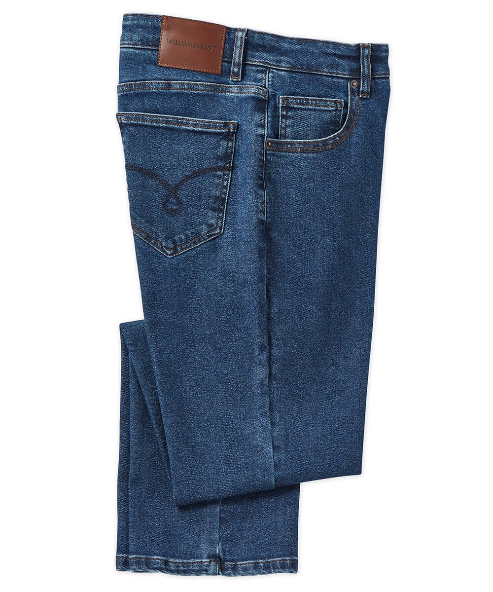 Luxury Stretch Denim Jean