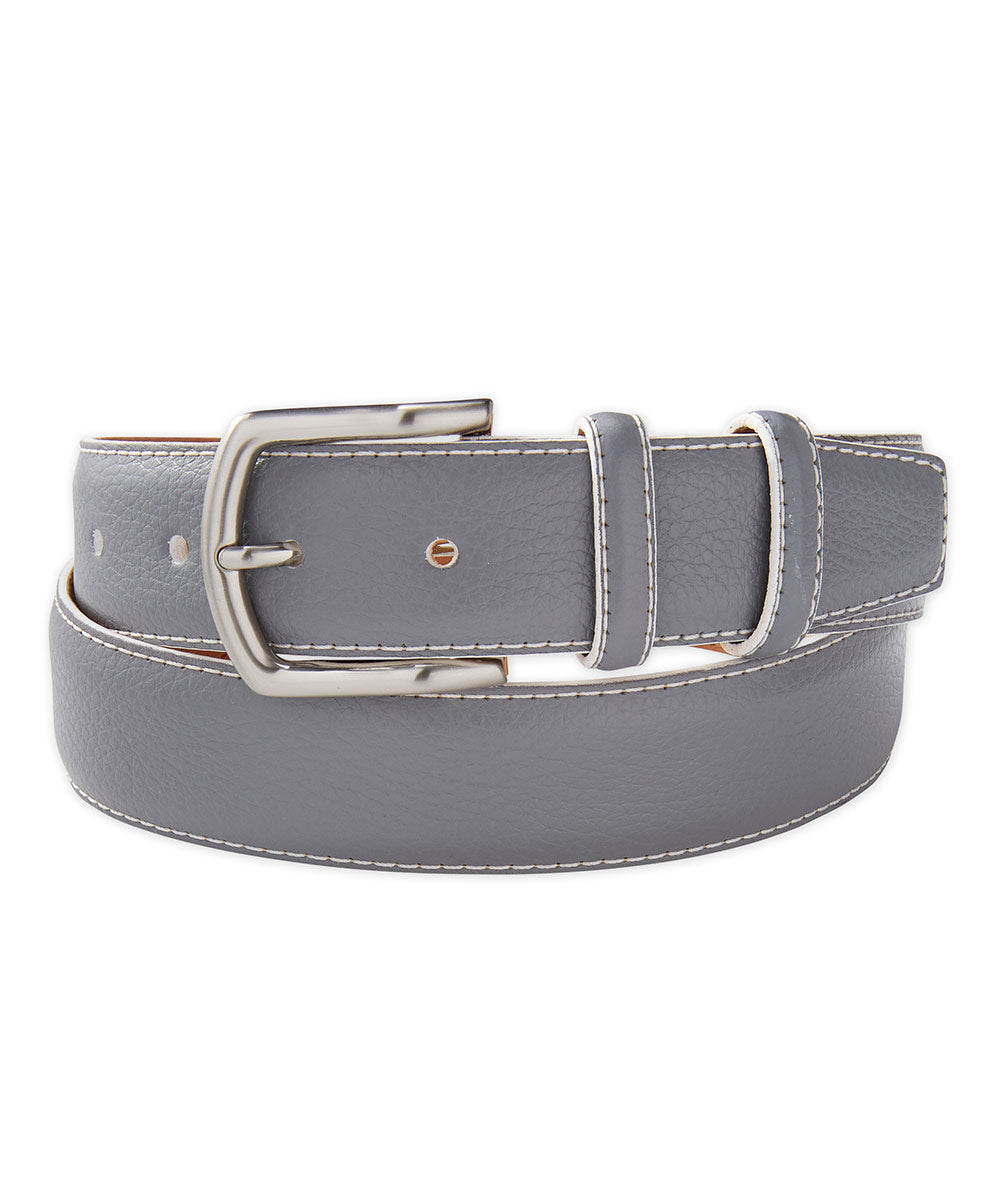 W. Kleinberg Pebble Leather Belt