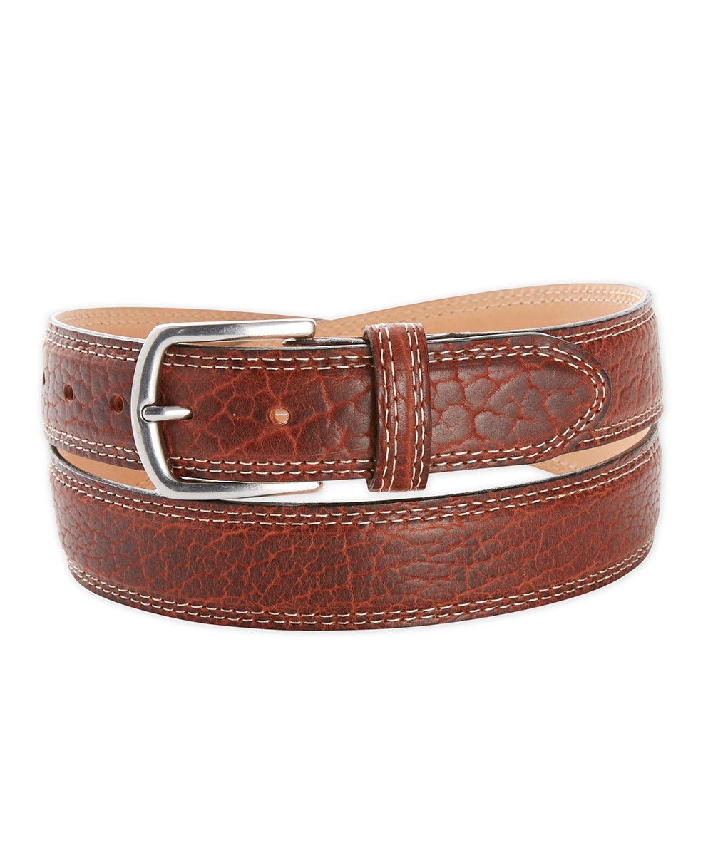 T.B. Phelps Raleigh Bison Belt