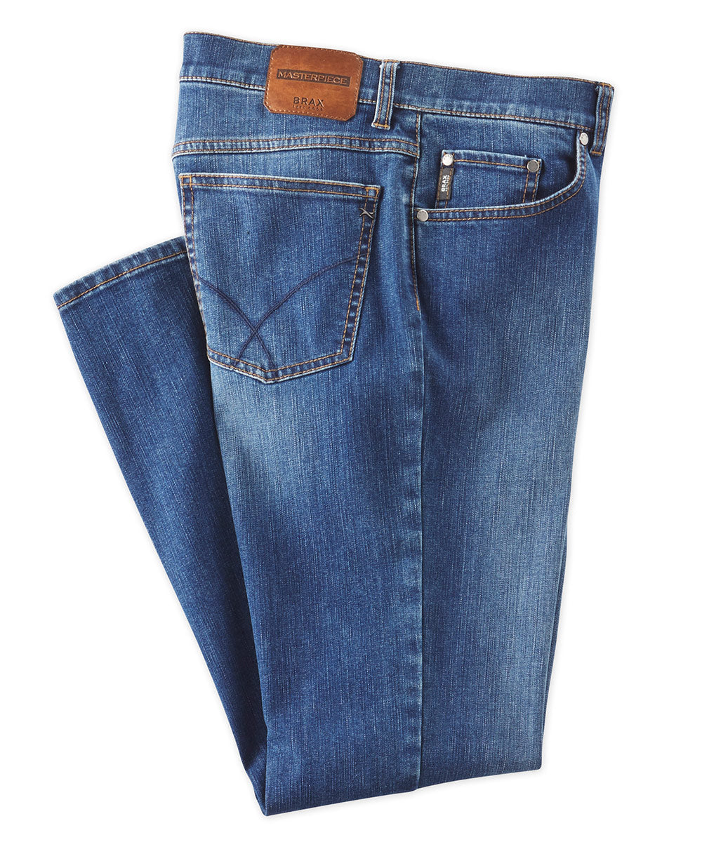 Brax Masterpiece Stretch Denim Jean