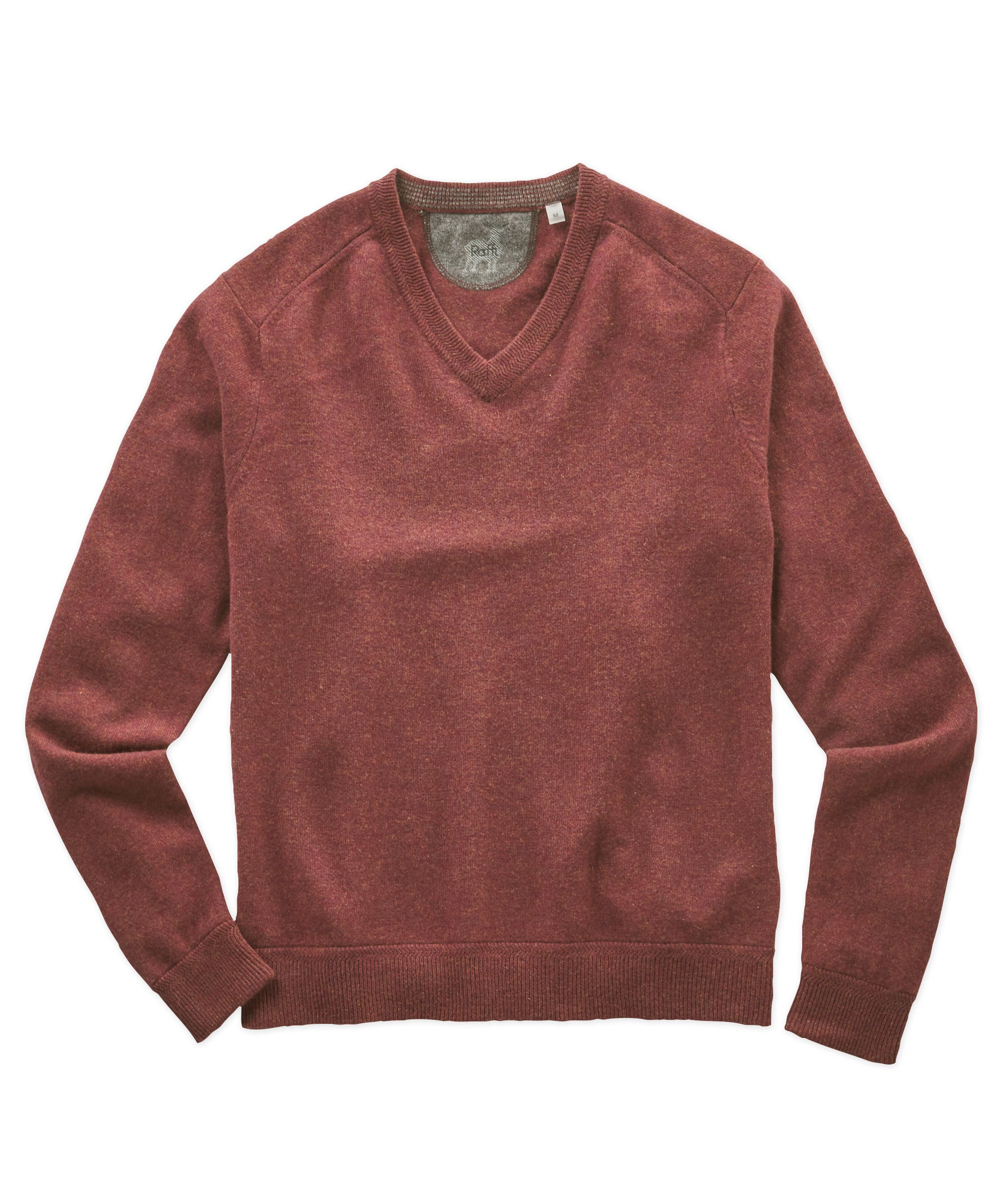 Raffi Cashmere V-neck Sweater