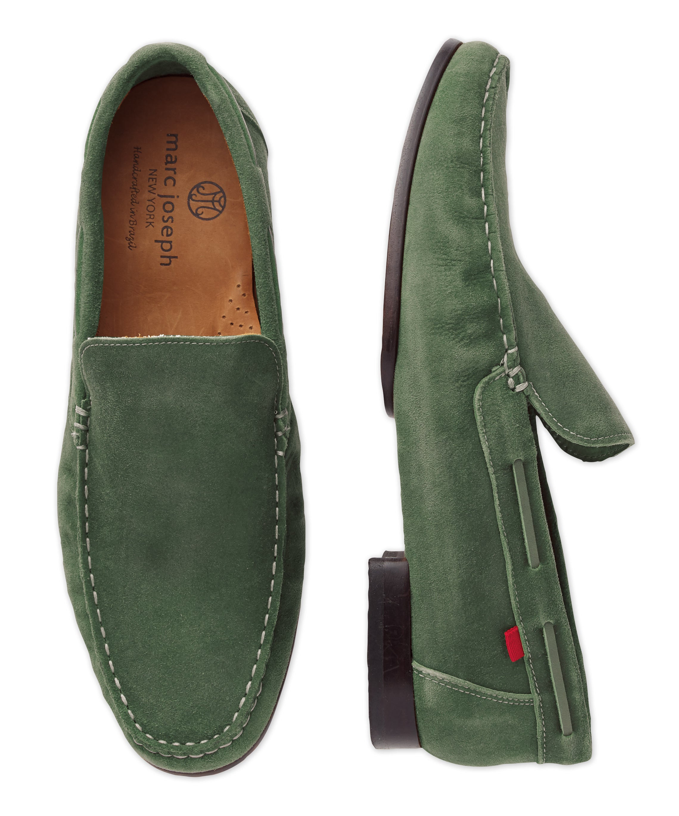 Marc Joseph Norden State Suede Slip-on Shoe