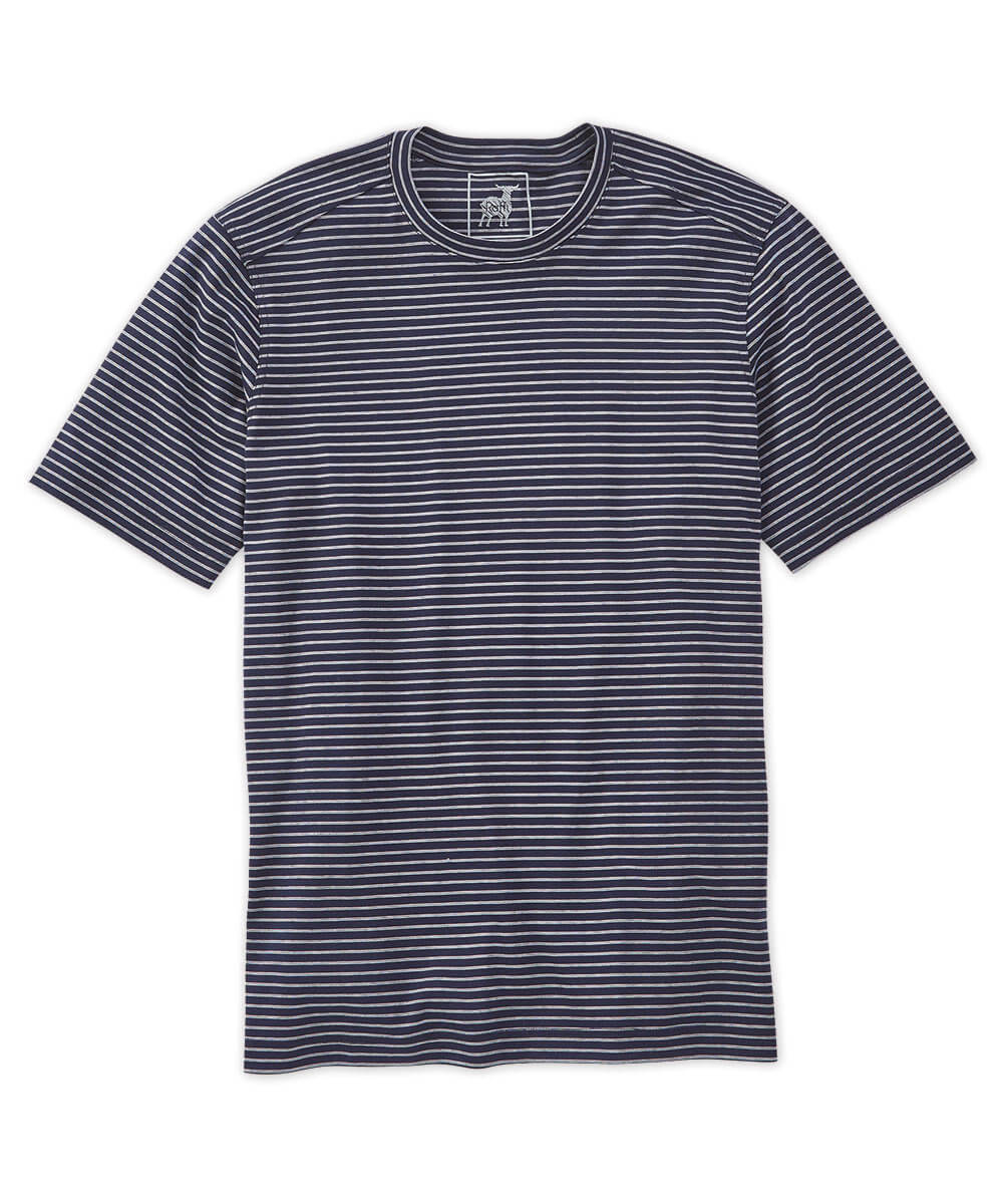 Raffi Double Stripe Short Sleeve Tee