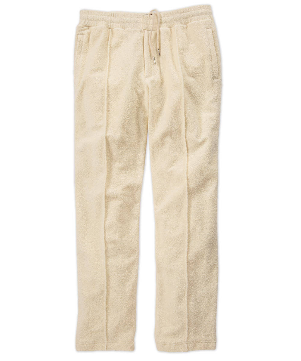 Trient Pull-on Terry Pant