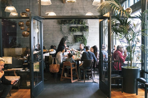 Plum Bistro is King of the Hill in Capitol Hill | Outbound Herbivore