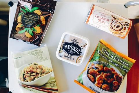 Top 5 Vegan Trader Joe's Finds | Outbound Herbivore