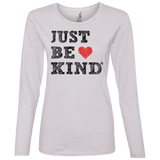 Just-Be-Kind Ladies LS Tee