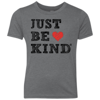 Just-Be-Kind Youth Triblend TShirt