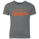 Cleveland is Kindland Youth Triblend Crew
