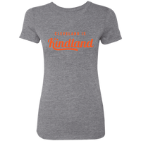 Cleveland is Kindland Ladies' Triblend T-Shirt