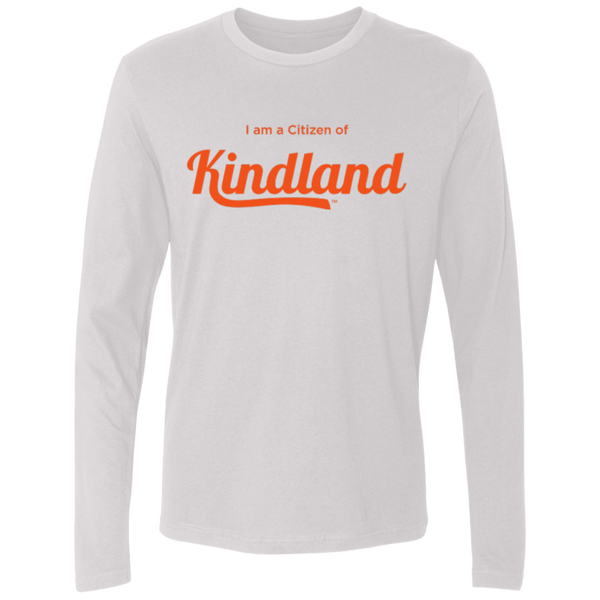 Citizen of Kindland Men's LS T-Shirt