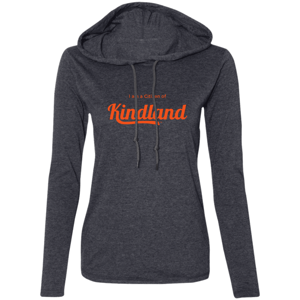 Citizen of Kindland Ladies' T-Shirt Hoodie