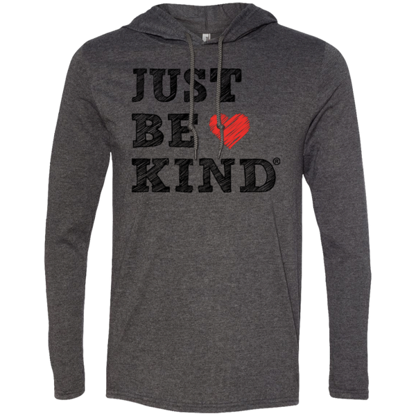 Just-Be-Kind Mens' T-Shirt Hoodie
