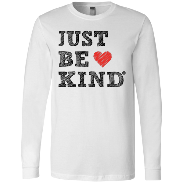 Just-Be-Kind Mens LS T-Shirt